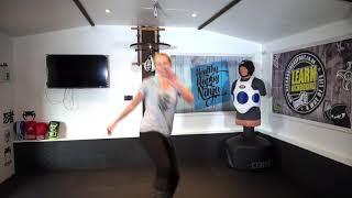 Kicking challenge Day 5