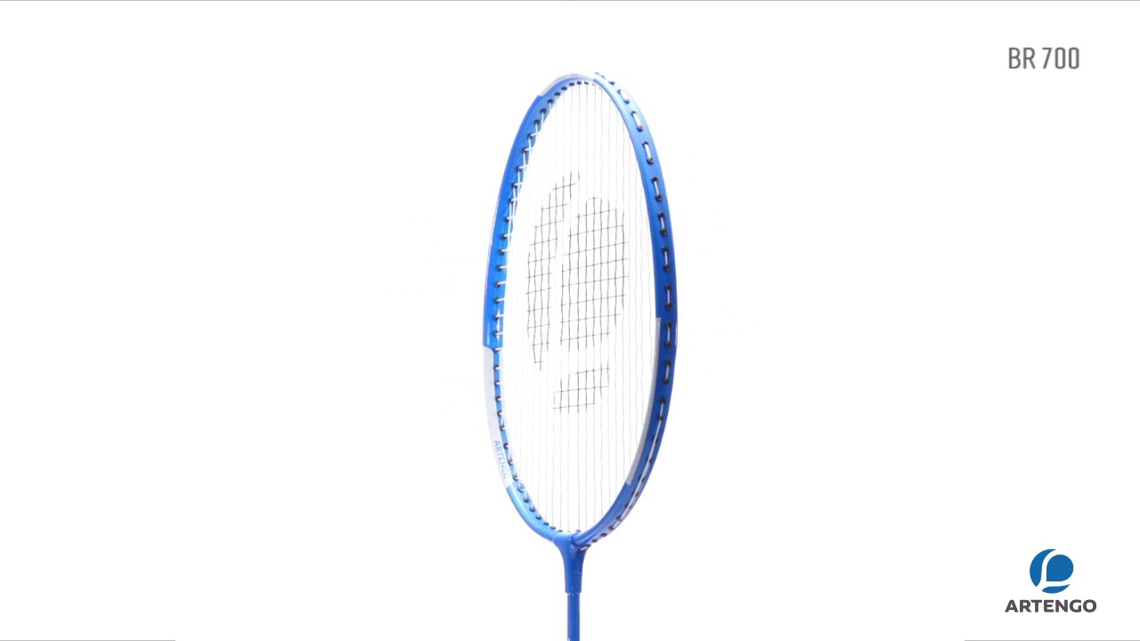 8039e3ab7 Artengo BR 700 Adult Badminton Racket Blue  8353226  - Decathlon Sports