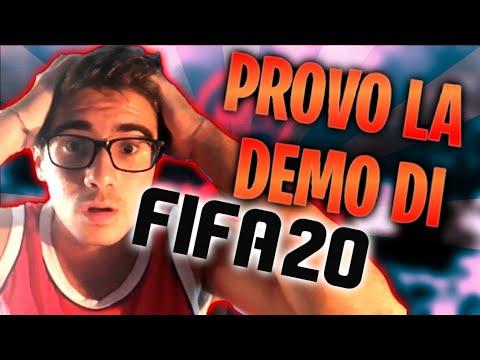 Provo La Demo Di FIFA 20!!