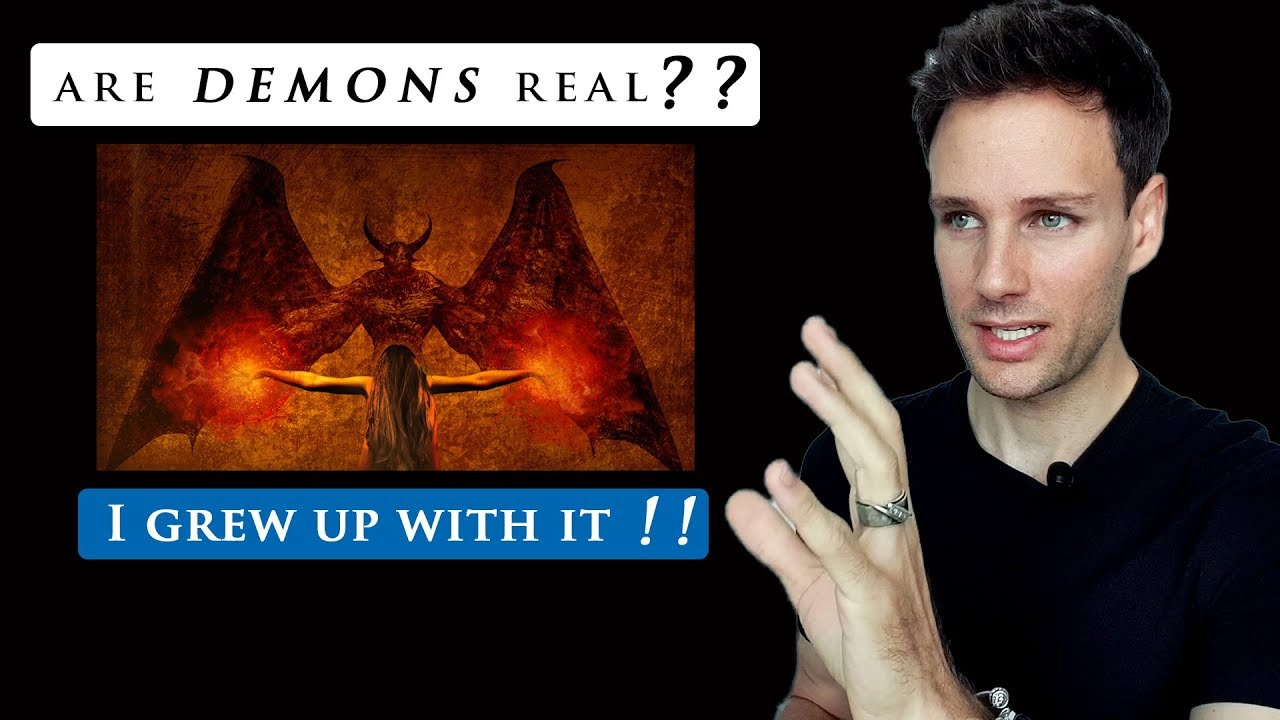 ARE DEMONS REAL | My story of real DEMON POSSESSIONS & EXORCISM