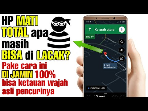 How to find a lost cellphone nowadays is easy. No need to bother asking the police or telematics exp.