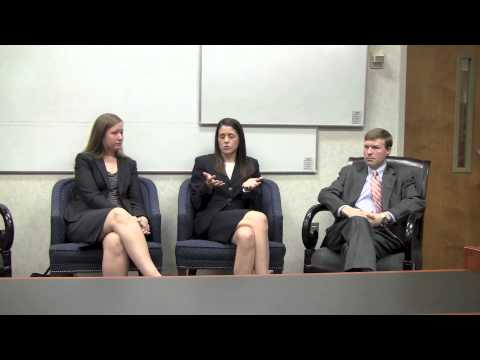 Inside the Legal Profession Panel of Younger Macon Lawyers.