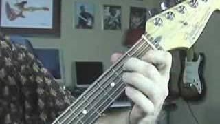 guitar chord videos am7
