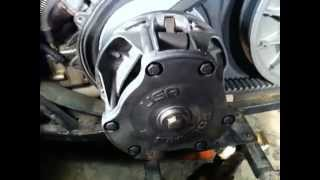 Polaris Clutch Removal POLARIS 400L