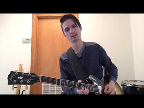 BB King Sweet Little Angel blues lesson by Michael Green