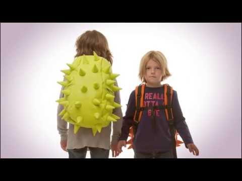 mad pax - американские рюкзаки для детей в школу