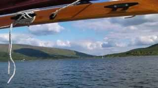 Cape Cutter 19 - Zephyr does the Firth of Clyde - June 2012