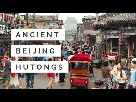 Explore Beijing's Hutongs