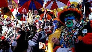 Bunt, fröhlich und politisch: Die Karneval-Highlights 2018