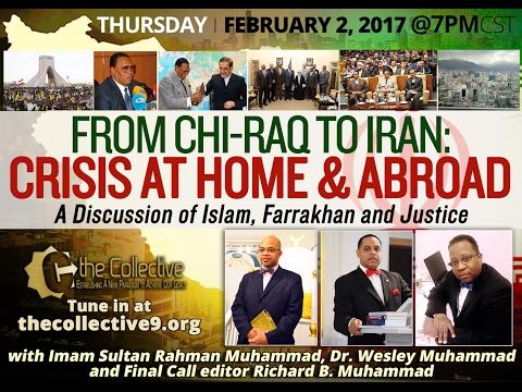 FROM CHI-RAQ TO IRAN: CRISIS AT HOME & ABROAD