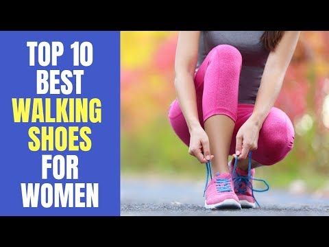 ✅ Top 10 Best Walking Shoes For Women 2020 Reviews (Buying Guide)