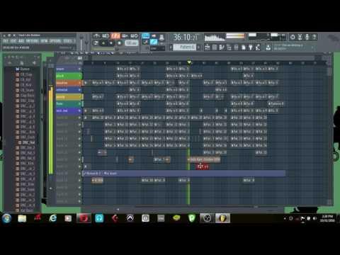 Dancehall Riddim Instrumentals Vybz kartel type of beat