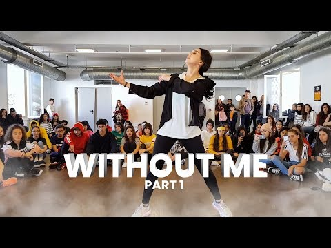 Halsey - Without Me | Dance Choreography Part 1 Mp3