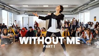 Halsey - Without Me | Dance Choreography Part 1