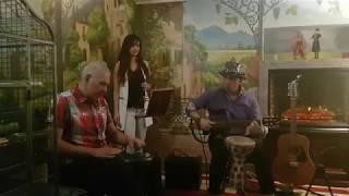 Baixar She's The LADY(acoustic cover Tom Jones),trio ''DIS+'',soundcheck,Riga,restaurant APSHERON