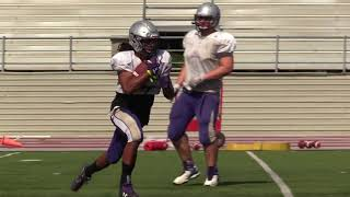 Mustangs Football 2018 Preview - Offence