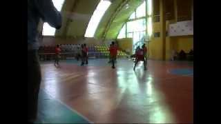 Мелитопольские гандболисты в Грузии 2014