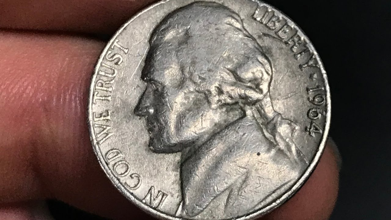 1964-D Nickel Worth Money - How Much Is It Worth and Why?