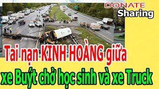 Tai nn KINH HONG gia xe But ch hc sinh v xe Truck