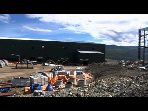 Copper Mountain Mining Corp - Construction Update Sept 2010