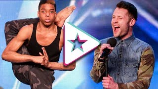 Top 10 Best Auditions Britain's Got Talent (part 2)