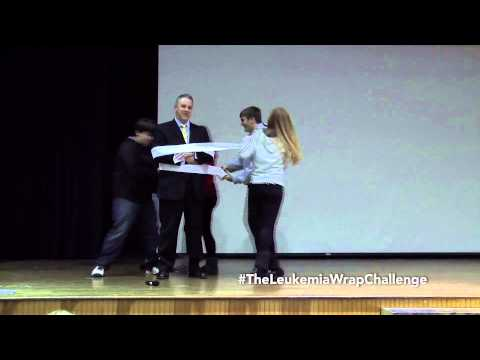 Shaler Area High School Leukemia Wrap Challenge