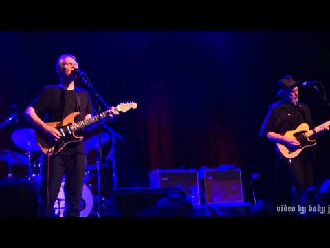 Television-VENUS-Live @ The Fillmore, San Francisco, CA, June 30, 2015-Tom Verlaine-Richard Hell