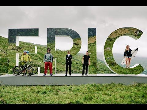 EPIC  - Visit Wales