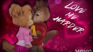 the chipettes ft alvin love me harder