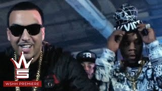 "French Montana & Rowdy Rebel ""Hot Nigga"" Remix (WSHH Premiere - Official Music Video)"