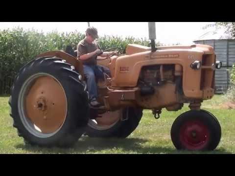TUBALCAIN Tractor Field Trip part 2 Ford John Deere Minneapolis Moline