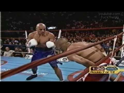 Roy Jones Jr's greatest knockouts vol. 1 - Glen Kelly