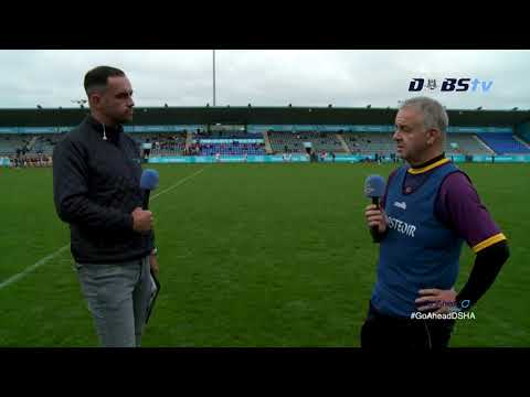 Kilmacud Crokes manager Kieran Dowling speaks to DubsTV after Quarter Final win