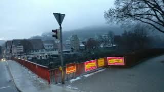 Как живут в горной глубинке Германии. Горные дороги Германии