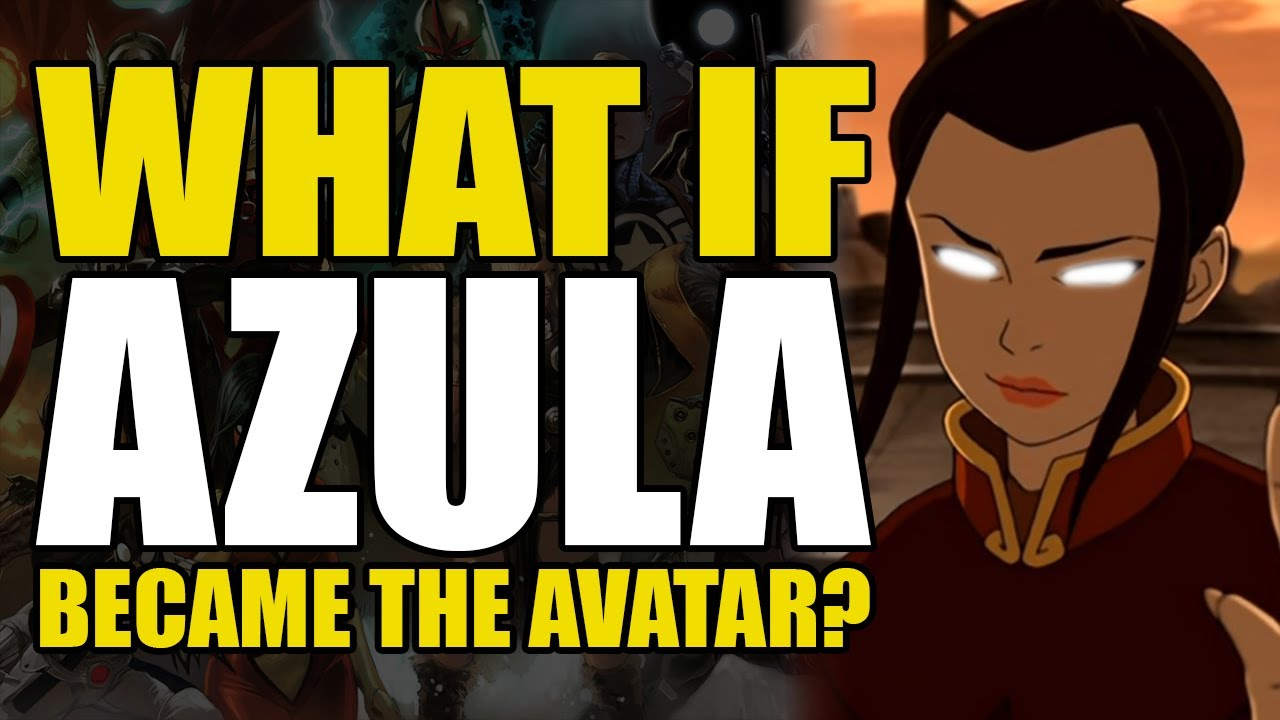 Download What If Azula Became the Avatar? | Comics Explained