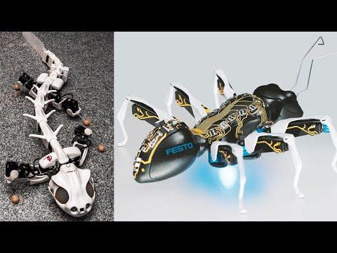 20 ROBOT ANIMALS You Won't Believe Exist