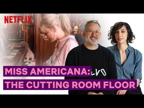 How the Miss Americana Filmmakers Captured Taylor Swift Behind the Scenes in Miss Americana  Netflix