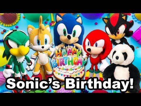 TT Movie: Sonic's Birthday!