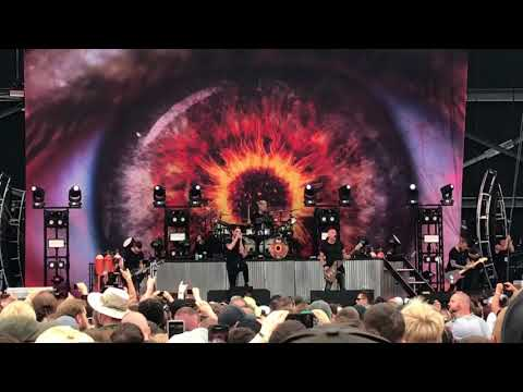 Breaking Benjamin  Red Cold River @ Rock on the Range May 18, 2018