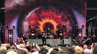 Breaking Benjamin - Red Cold River @ Rock on the Range (May 18, 2018)