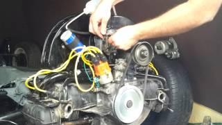 redemarrage moteur cox 1600