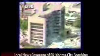 Local news coverage of Oklahoma City bombing