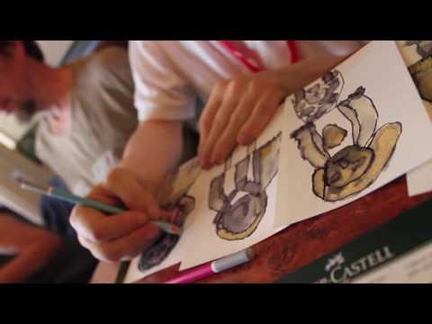 IPAF 2016 Cork Coffee Roasters Artists at Work