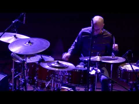 Stéphane Galland Drums Solo: (the mystery of) Kem, live @ Flagey