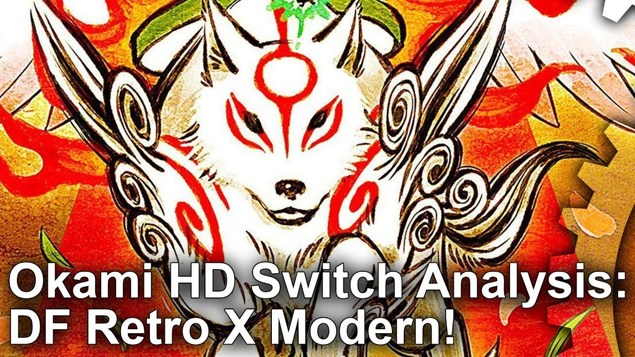 Okami HD's Switch release is a nigh-on flawless port