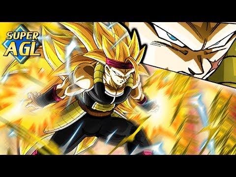 F2P GOES EVEN FURTHER BEYOND! SA10 AGL SSJ3 BARDOCK SHOWCASE! Dragon Ball Z Dokkan Battle