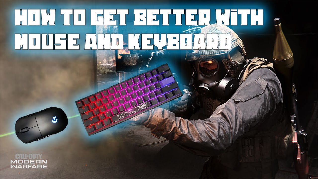 How To Improve With Mouse And Keyboard On Cod Mw And Other Fps Games Tips And Tricks Ep1 Youtube