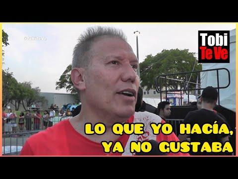 Raúl Romero habla de los realities de la televisión peruana