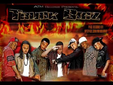 Trunk Boiz-Cupcake No Fillin