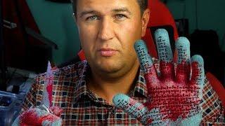Перчатки на осень! Обзор рыболовных перчаток